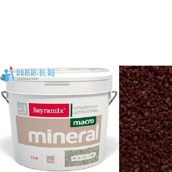 "Фото 1 - Мраморная штукатурка Байрамикс ""Макроминерал 1022"" (Macro Mineral) мраморная, фракция Macro 1,5-2,0 мм  [15кг]  Bayramix."