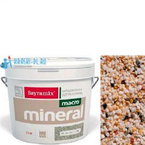 "Фото 10 - Мраморная штукатурка Байрамикс ""Макроминерал 1031"" (Macro Mineral) мраморная, фракция Macro 1,5-2,0 мм  [15кг]  Bayramix."
