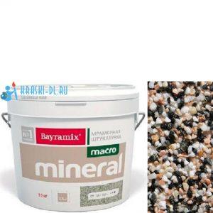 "Фото 11 - Мраморная штукатурка Байрамикс ""Макроминерал 1032"" (Macro Mineral) мраморная, фракция Macro 1,5-2,0 мм  [15кг]  Bayramix."