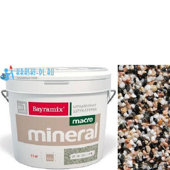 "Фото 1 - Мраморная штукатурка Байрамикс ""Макроминерал 1032"" (Macro Mineral) мраморная, фракция Macro 1,5-2,0 мм  [15кг]  Bayramix."