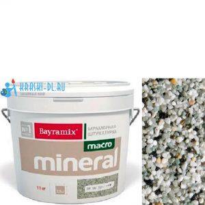 "Фото 13 - Мраморная штукатурка Байрамикс ""Макроминерал 1034"" (Macro Mineral) мраморная, фракция Macro 1,5-2,0 мм  [15кг]  Bayramix."
