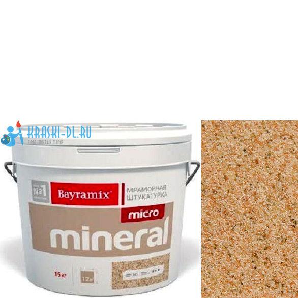 "Фото 3 - Мраморная штукатурка Байрамикс ""Микроминерал 603"" (Micro Mineral) мраморная, фракция 0,2-0,5 мм [15кг] Bayramix."