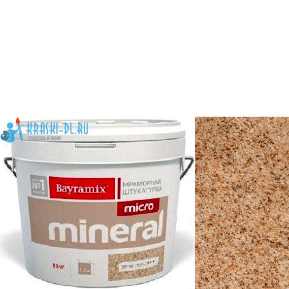 "Фото 6 - Мраморная штукатурка Байрамикс ""Микроминерал 606"" (Micro Mineral) мраморная, фракция 0,2-0,5 мм [15кг] Bayramix."