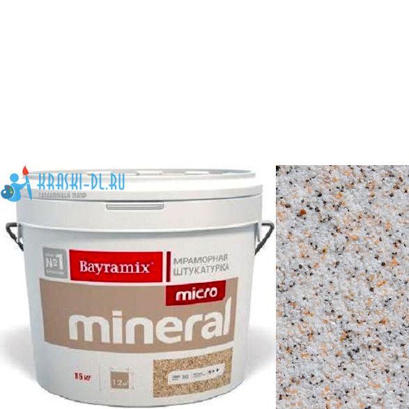 "Фото 9 - Мраморная штукатурка Байрамикс ""Микроминерал 609"" (Micro Mineral) мраморная, фракция 0,2-0,5 мм [15кг] Bayramix."