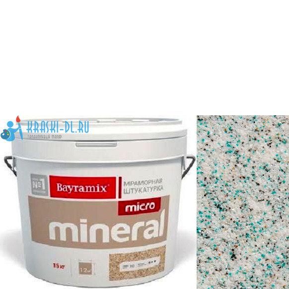 "Фото 12 - Мраморная штукатурка Байрамикс ""Микроминерал 612"" (Micro Mineral) мраморная, фракция 0,2-0,5 мм [15кг] Bayramix."