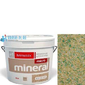 "Фото 13 - Мраморная штукатурка Байрамикс ""Микроминерал 613"" (Micro Mineral) мраморная, фракция 0,2-0,5 мм [15кг] Bayramix."
