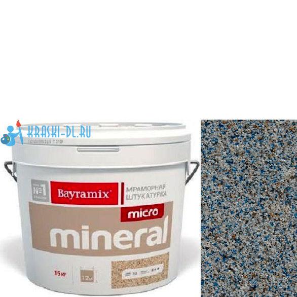 "Фото 21 - Мраморная штукатурка Байрамикс ""Микроминерал 634 + gold"" (Micro Mineral) мраморная, фракция 0,2-0,5 мм [15кг] Bayramix."