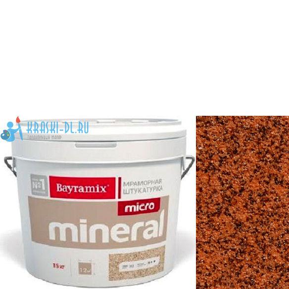 "Фото 1 - Мраморная штукатурка Байрамикс ""Микроминерал 617"" (Micro Mineral) мраморная, фракция 0,2-0,5 мм  [15кг]  Bayramix."
