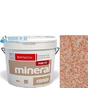 "Фото 18 - Мраморная штукатурка Байрамикс ""Микроминерал 618"" (Micro Mineral) мраморная, фракция 0,2-0,5 мм  [15кг]  Bayramix."
