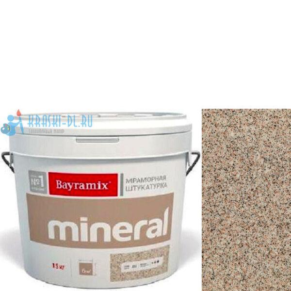"Фото 1 - Мраморная штукатурка Байрамикс ""Минерал 003"" (Mineral) мозаичная фракция 0,5-0,7 мм  [15кг]  Bayramix."