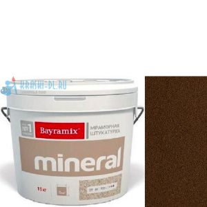 "Фото 5 - Мраморная штукатурка Байрамикс ""Минерал 013"" (Mineral) мозаичная фракция 0,5-0,7 мм [15кг] Bayramix."
