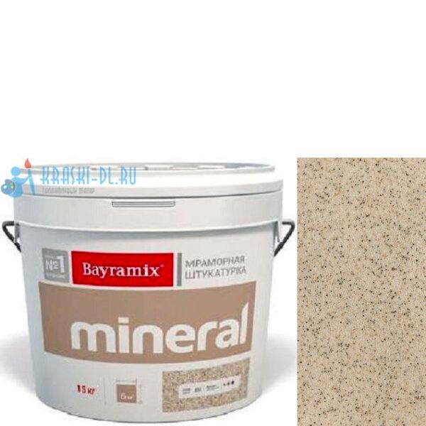 "Фото 1 - Мраморная штукатурка Байрамикс ""Минерал 022"" (Mineral) мозаичная фракция 0,5-0,7 мм  [15кг]  Bayramix."