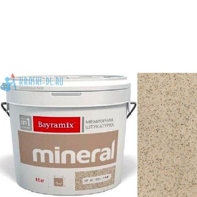 "Фото 9 - Мраморная штукатурка Байрамикс ""Минерал 022"" (Mineral) мозаичная фракция 0,5-0,7 мм [15кг] Bayramix."