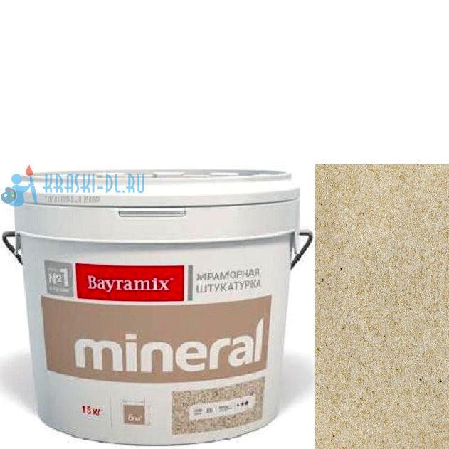 "Фото 11 - Мраморная штукатурка Байрамикс ""Минерал 024"" (Mineral) мозаичная фракция 0,5-0,7 мм [15кг] Bayramix."