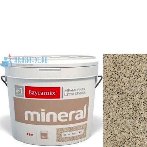 "Фото 1 - Мраморная штукатурка Байрамикс ""Минерал 025"" (Mineral) мозаичная фракция 0,5-0,7 мм  [15кг]  Bayramix."