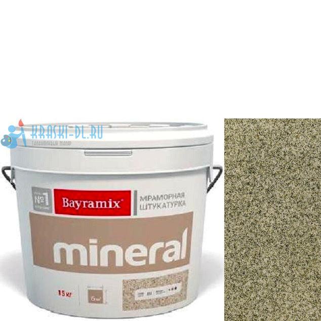 "Фото 15 - Мраморная штукатурка Байрамикс ""Минерал 033"" (Mineral) мозаичная фракция 0,5-0,7 мм [15кг] Bayramix."