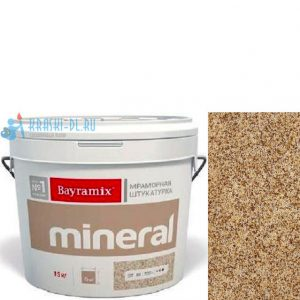 "Фото 19 - Мраморная штукатурка Байрамикс ""Минерал 309"" (Mineral) мозаичная фракция 0,7-1,2 мм [15кг] Bayramix."