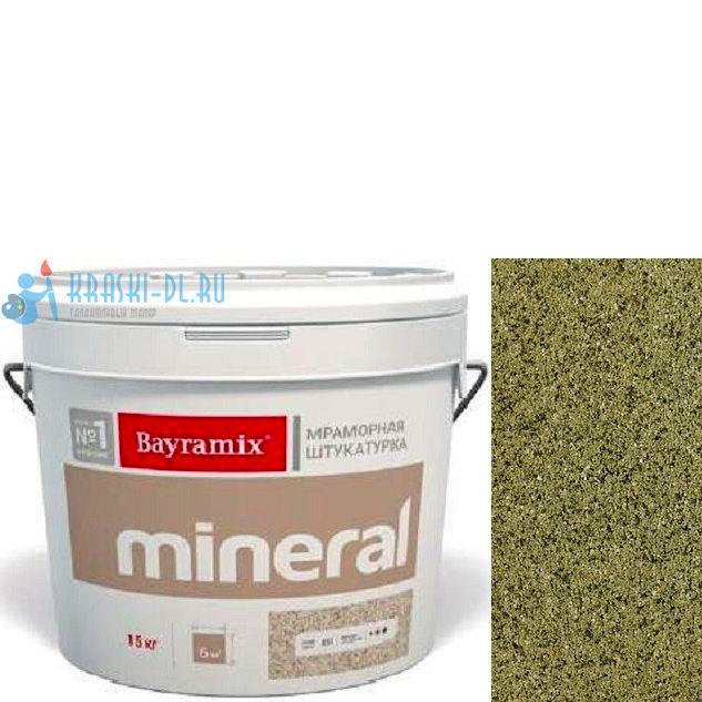 "Фото 20 - Мраморная штукатурка Байрамикс ""Минерал 310"" (Mineral) мозаичная фракция 0,7-1,2 мм [15кг] Bayramix."
