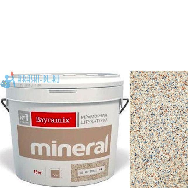"Фото 23 - Мраморная штукатурка Байрамикс ""Минерал 314"" (Mineral) мозаичная фракция 0,7-1,2 мм [15кг] Bayramix."