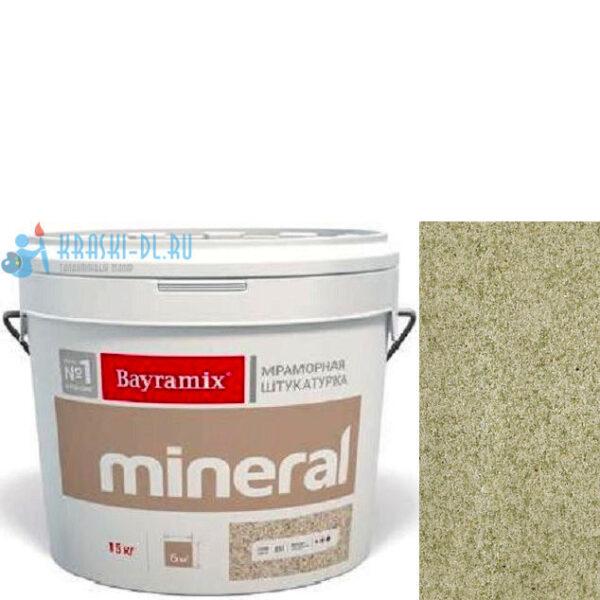 "Фото 1 - Мраморная штукатурка Байрамикс ""Минерал 320"" (Mineral) мозаичная фракция 0,7-1,2 мм  [15кг]  Bayramix."