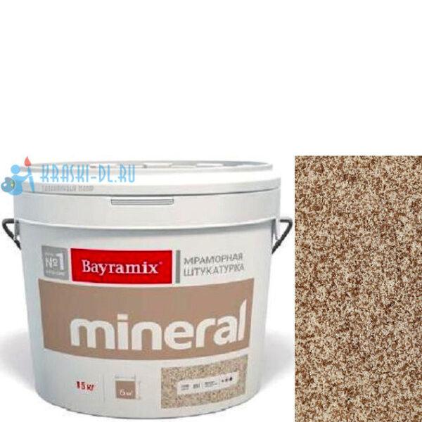 "Фото 1 - Мраморная штукатурка Байрамикс ""Минерал 411"" (Mineral) мозаичная фракция 0,7-1,2 мм  [15кг]  Bayramix."