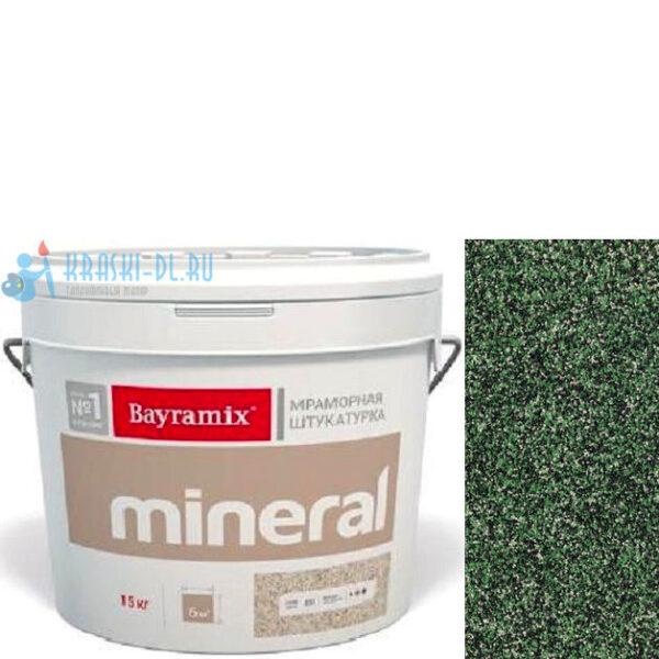 "Фото 1 - Мраморная штукатурка Байрамикс ""Минерал 415"" (Mineral) мозаичная фракция 0,7-1,2 мм  [15кг]  Bayramix."