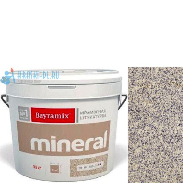"Фото 1 - Мраморная штукатурка Байрамикс ""Минерал 425"" (Mineral) мозаичная фракция 0,7-1,2 мм  [15кг]  Bayramix."