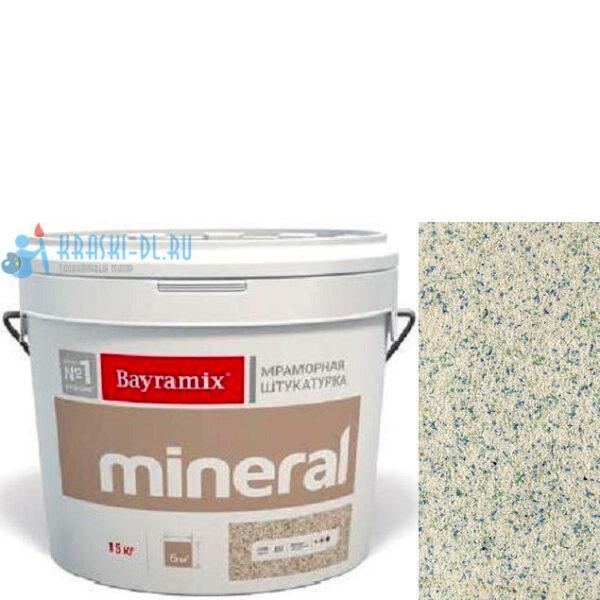 "Фото 1 - Мраморная штукатурка Байрамикс ""Минерал 435"" (Mineral) мозаичная фракция 0,7-1,2 мм  [15кг]  Bayramix."