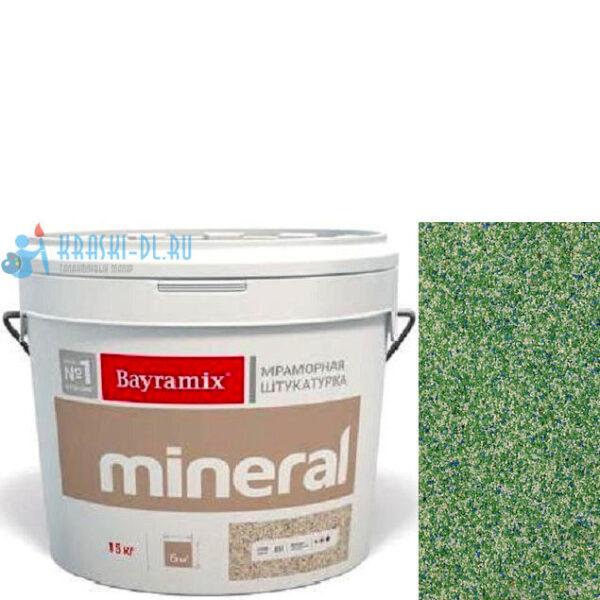 "Фото 1 - Мраморная штукатурка Байрамикс ""Минерал 445"" (Mineral) мозаичная фракция 0,7-1,2 мм  [15кг]  Bayramix."