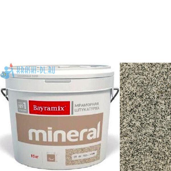 "Фото 1 - Мраморная штукатурка Байрамикс ""Минерал 451"" (Mineral) мозаичная фракция 0,7-1,2 мм  [15кг]  Bayramix."