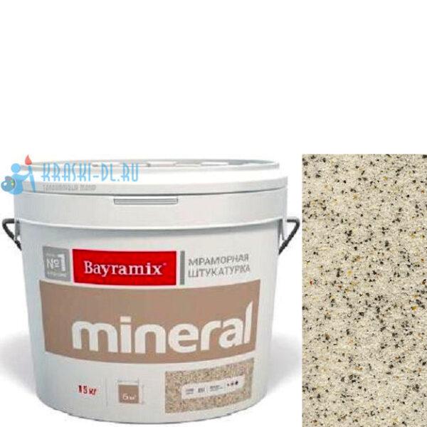 "Фото 1 - Мраморная штукатурка Байрамикс ""Минерал 491"" (Mineral) мозаичная фракция 0,7-1,2 мм  [15кг]  Bayramix."