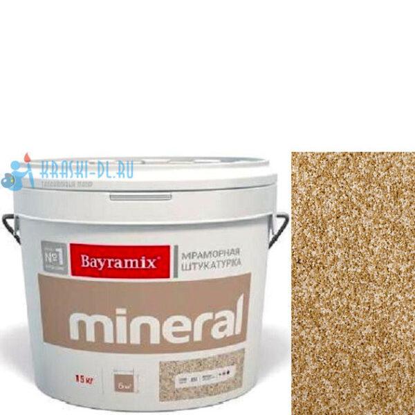 "Фото 1 - Мраморная штукатурка Байрамикс ""Минерал 812"" (Mineral) мозаичная фракция 1,2-1,5 мм  [15кг]  Bayramix."