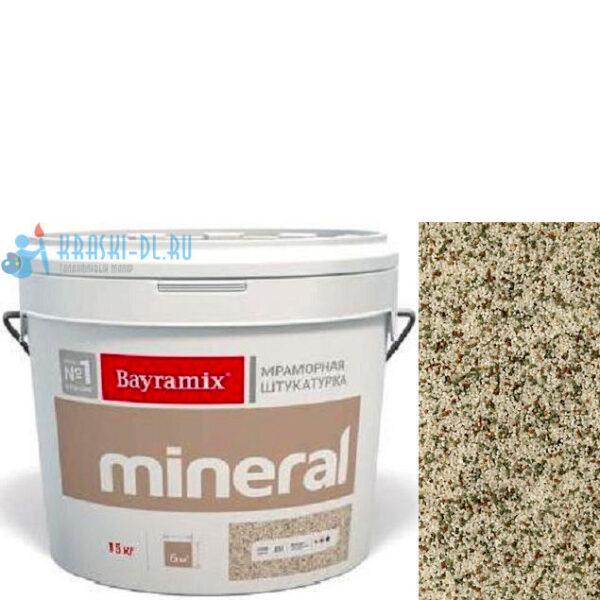 "Фото 1 - Мраморная штукатурка Байрамикс ""Минерал 813"" (Mineral) мозаичная фракция 1,2-1,5 мм  [15кг]  Bayramix."