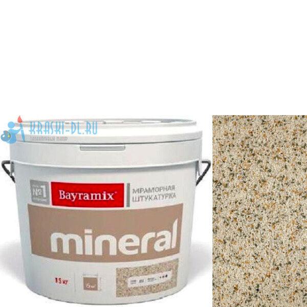 "Фото 1 - Мраморная штукатурка Байрамикс ""Минерал 823"" (Mineral) мозаичная фракция 1,2-1,5 мм  [15кг]  Bayramix."