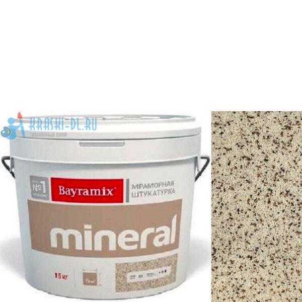 "Фото 1 - Мраморная штукатурка Байрамикс ""Минерал 833"" (Mineral) мозаичная фракция 1,2-1,5 мм  [15кг]  Bayramix."