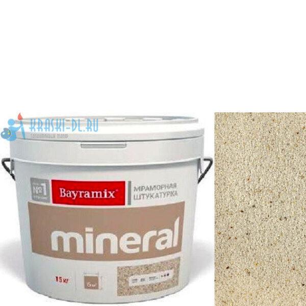 "Фото 1 - Мраморная штукатурка Байрамикс ""Минерал 843"" (Mineral) мозаичная фракция 1,2-1,5 мм  [15кг]  Bayramix."