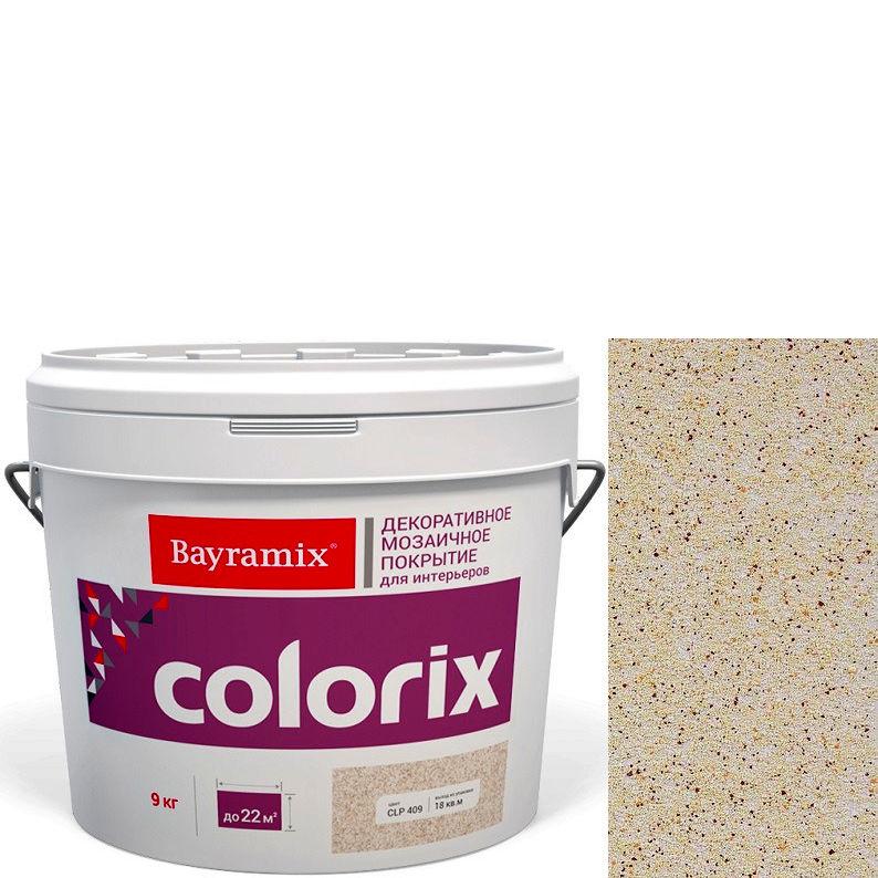 """Фото 19 - Мозаичное покрытие Байрамикс """"Колорикс CL 11"""" (Colorix) декоративное, с добавлением цветных чипсов [4,5кг] Bayramix."""