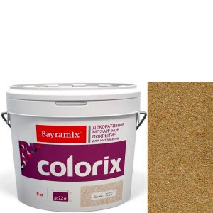 """Фото 6 - Мозаичное покрытие Байрамикс """"Колорикс CL 17"""" (Colorix) декоративное, с добавлением цветных чипсов  [9кг]  Bayramix."""
