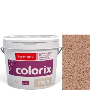 """Фото 5 - Мозаичное покрытие Байрамикс """"Колорикс CL 18"""" (Colorix) декоративное, с добавлением цветных чипсов  [9кг]  Bayramix."""