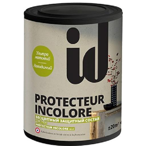 """Фото 1 - Лак АйДи Деко """"Protector Incolore"""" абсолютно матовый защитный  [1л] ID Deco."""