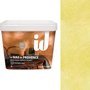 """Фото 9 - Штукатурка АйДи Деко """"Le Mas de Provence Авиньон"""" декоративная с эффектом """"Прованс""""  [15кг] ID Deco."""