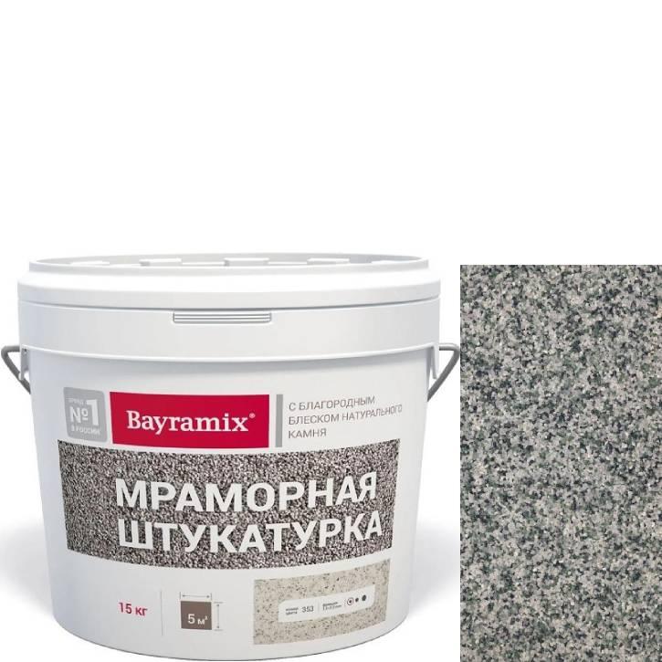 "Фото 1 - Мраморная штукатурка Байрамикс ""Ever Green-K"" фракция 1,0-1,5 мм [15кг] Bayramix."