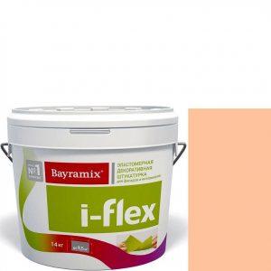"""Фото 11 - Мраморная штукатурка Байрамикс """"Ай-Флекс 072"""" (I-Flex) эластомерная  акриловая, фракция 0,7-1,2 мм  [14кг]  Bayramix."""