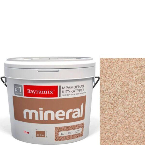 "Фото 1 - Мраморная штукатурка Байрамикс ""Минерал 009"" (Mineral) мозаичная фракция 1,2-1,5 мм  [15кг]  Bayramix."