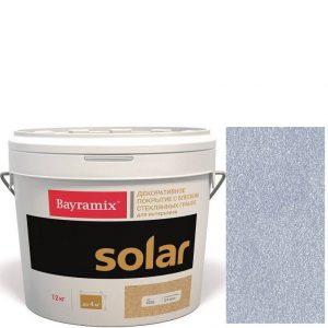 """Фото 4 - Декоративное покрытие Байрамикс """"Солар S215 Озёрный лёд"""" (Solar) с эффектом перламутра  [12кг]  Bayramix."""