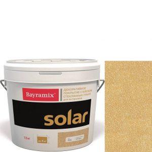 """Фото 12 - Декоративное покрытие Байрамикс """"Солар S232 Профитроли"""" (Solar) с эффектом перламутра [12кг] Bayramix."""