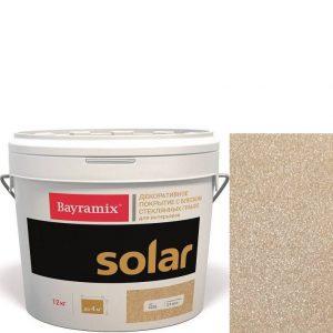 """Фото 18 - Декоративное покрытие Байрамикс """"Солар S262 Латте"""" (Solar) с эффектом перламутра [12кг] Bayramix."""