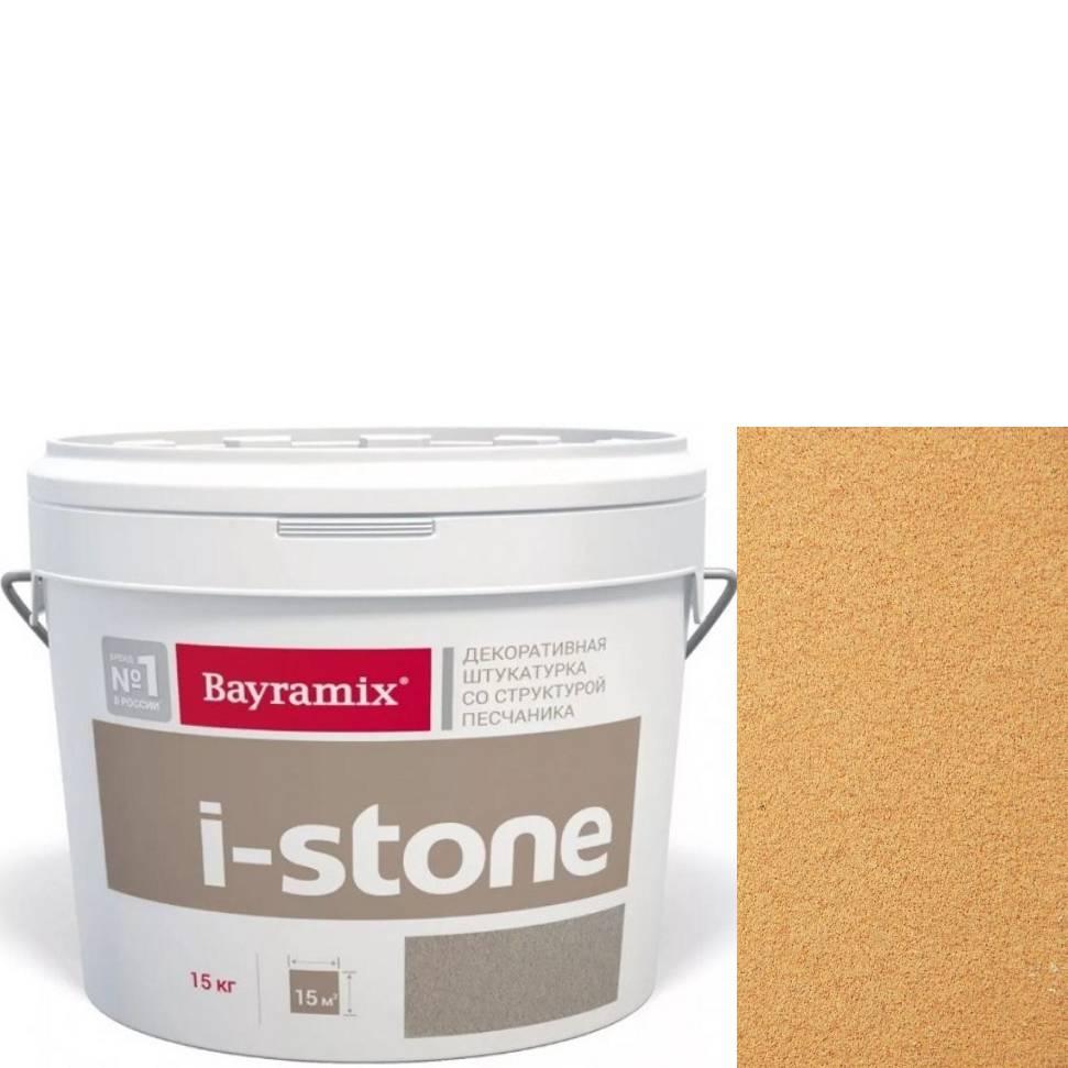 "Фото 13 - Мраморная штукатурка Байрамикс ""Ай-Стоун st3084"" (I-Stone) тонкая со структурой песчаника [15кг] Bayramix."