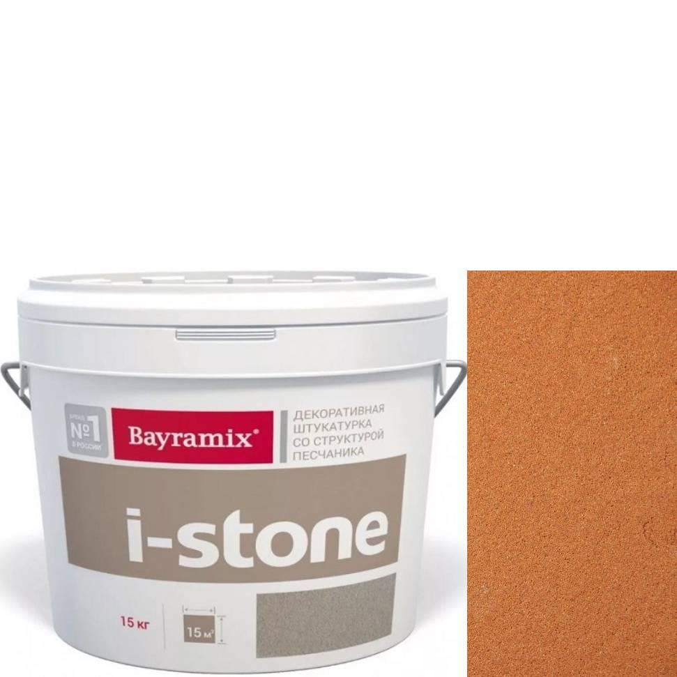 "Фото 15 - Мраморная штукатурка Байрамикс ""Ай-Стоун st3086"" (I-Stone) тонкая со структурой песчаника [15кг] Bayramix."