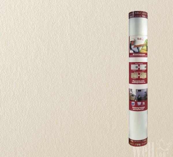 """Фото 3 - Стеклохолст Велтон""""WF150 Флизелин"""" малярный флизелиновый под покраску, 25 м """"Wellton""""."""